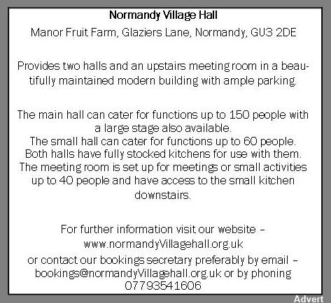 Normandy Village Hall3