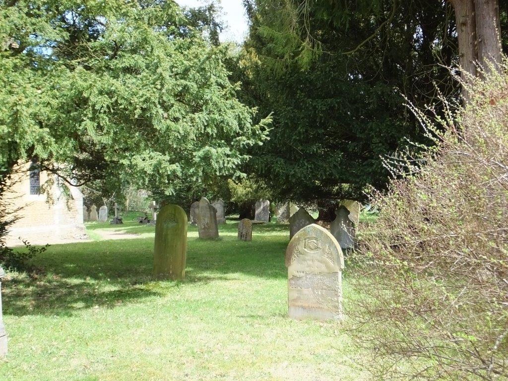 church graves
